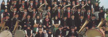 50 Jahre Musik- und Trachtenkapelle Obereschach