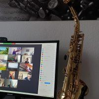 Virtuelle Musikprobe